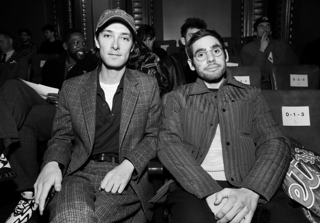 Front Row@N Hoolywood MENS NYFW FW2020 photo by Cheryl Gorski 14
