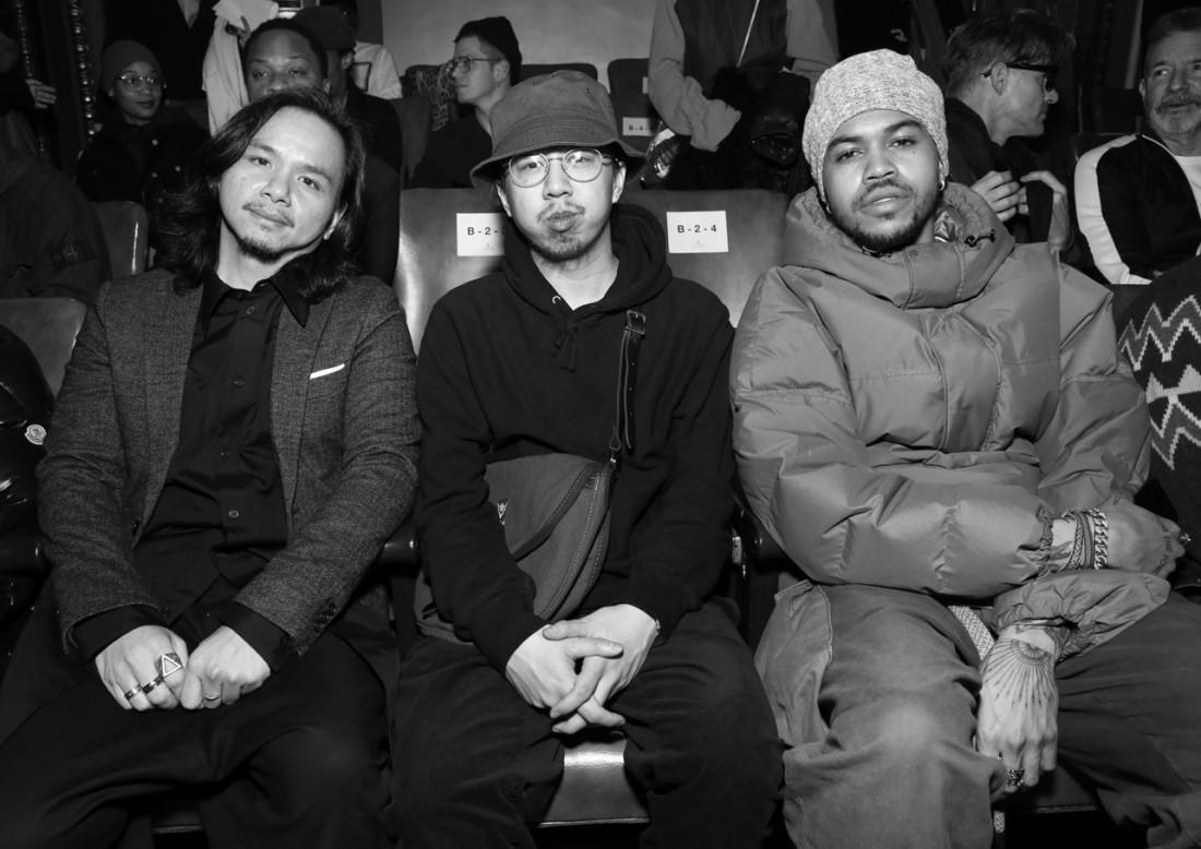 Front Row@N Hoolywood MENS NYFW FW2020 photo by Cheryl Gorski 15
