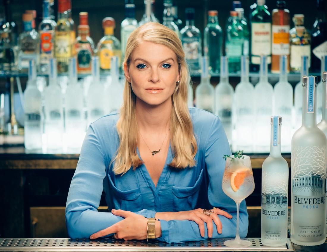 Alice Farquhar Belvedere Vodka