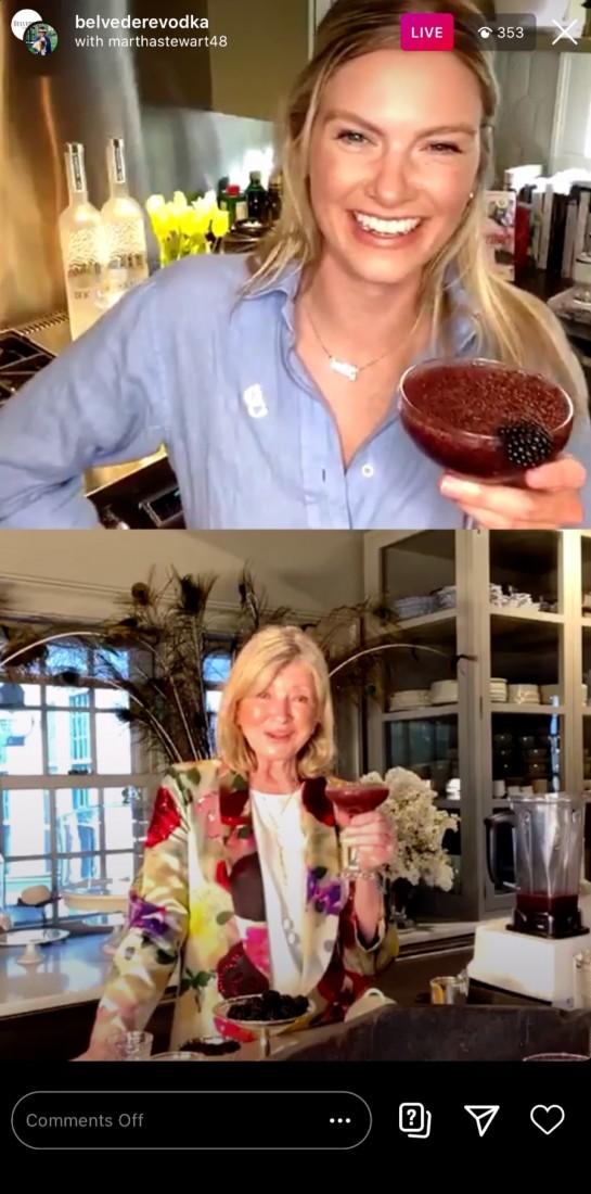 Belvedere Alice Farquhar Martha Stewart 3