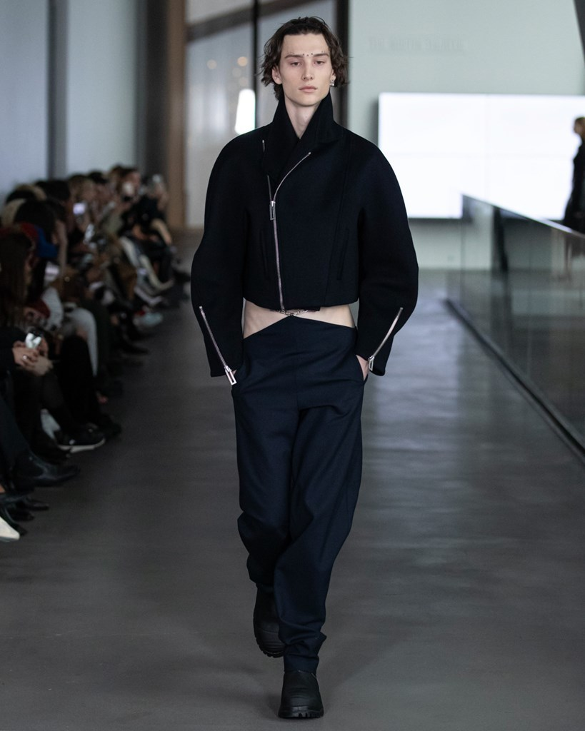 Dion Lee NYFW FW2020 photo by IMAXTRee 11
