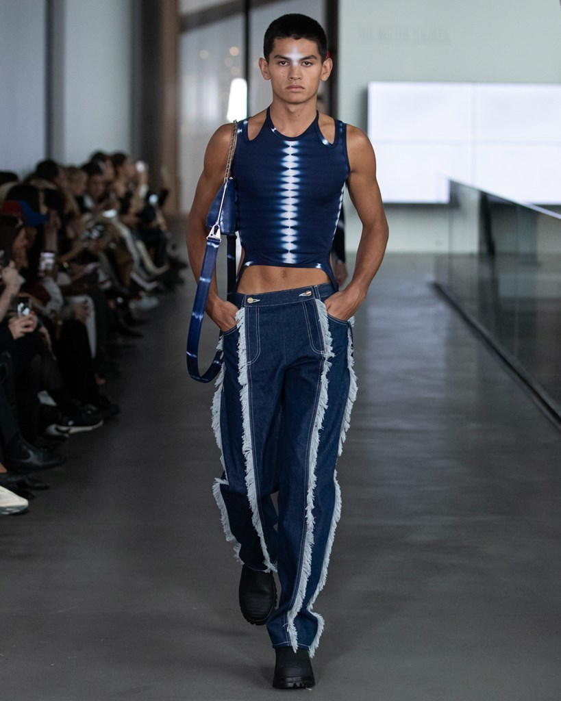 Dion Lee NYFW FW2020 photo by IMAXTRee 15