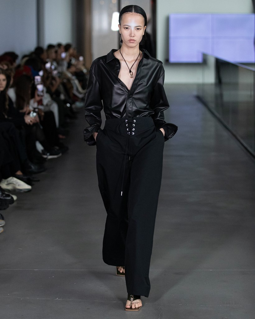 Dion Lee NYFW FW2020 photo by IMAXTRee 19