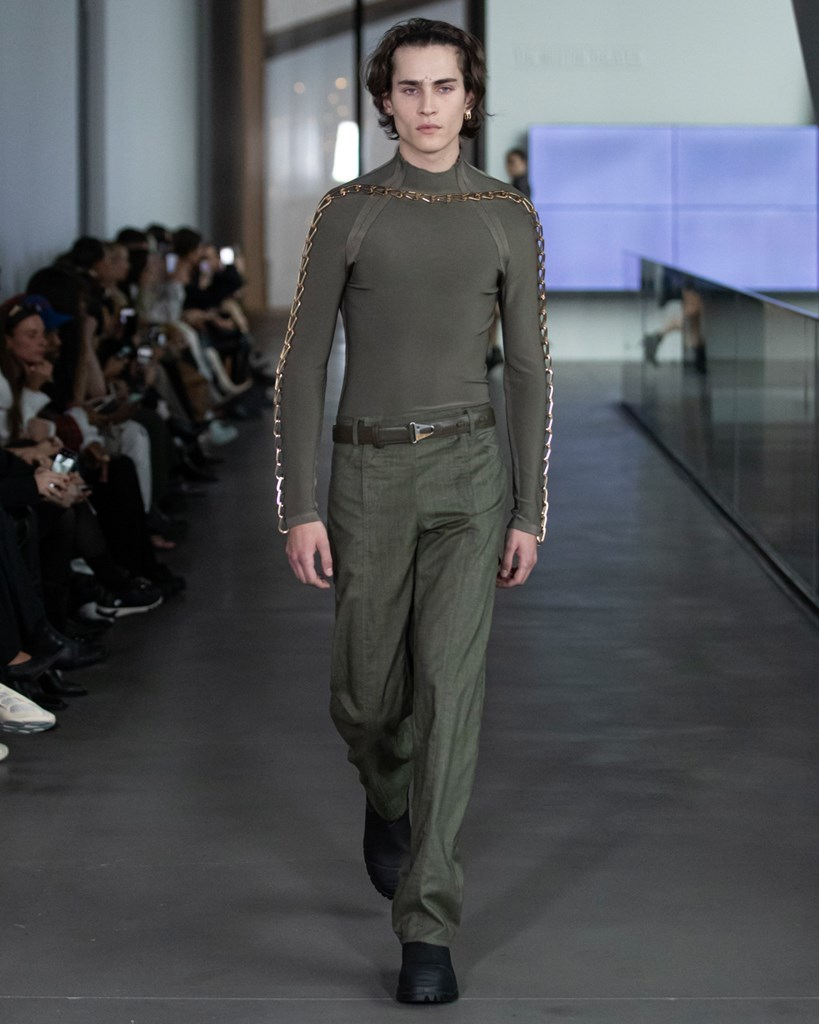 Dion Lee NYFW FW2020 photo by IMAXTRee 24