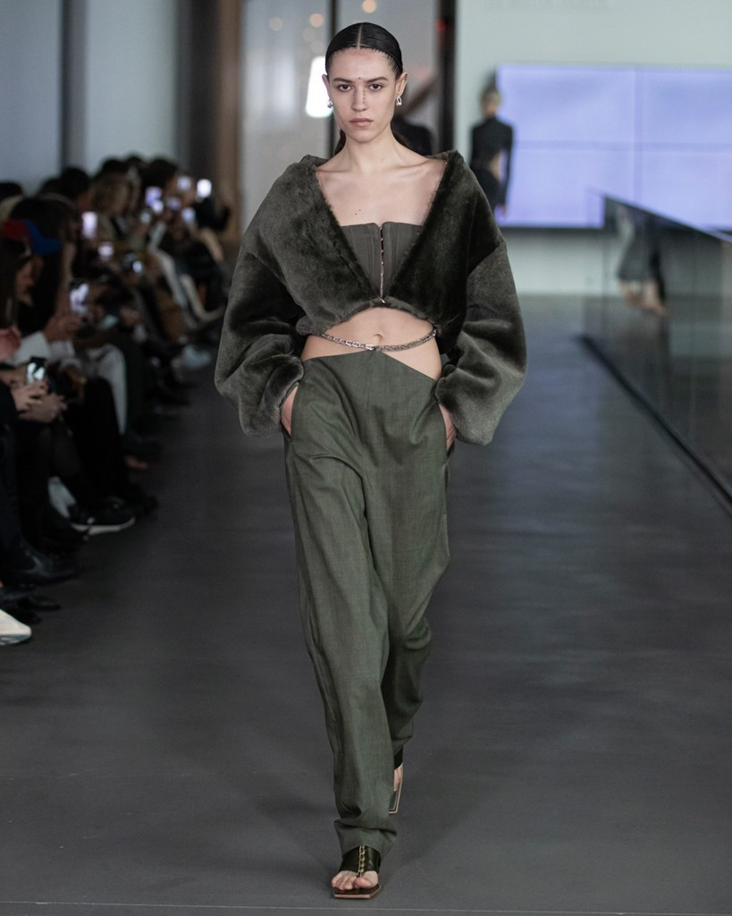 Dion Lee NYFW FW2020 photo by IMAXTRee 25