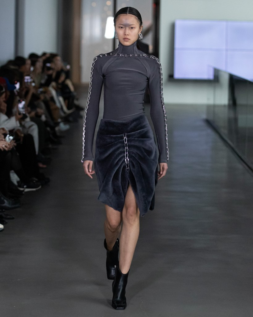 Dion Lee NYFW FW2020 photo by IMAXTRee 26
