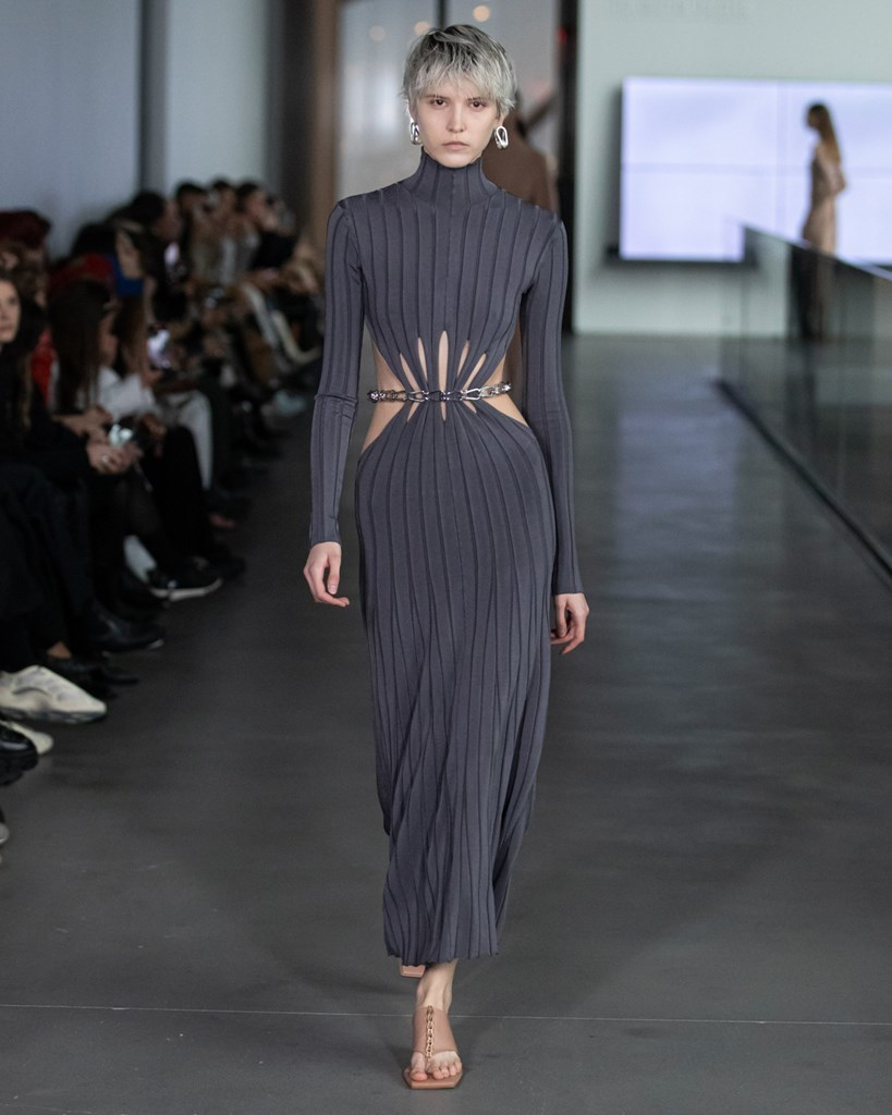 Dion Lee NYFW FW2020 photo by IMAXTRee 27