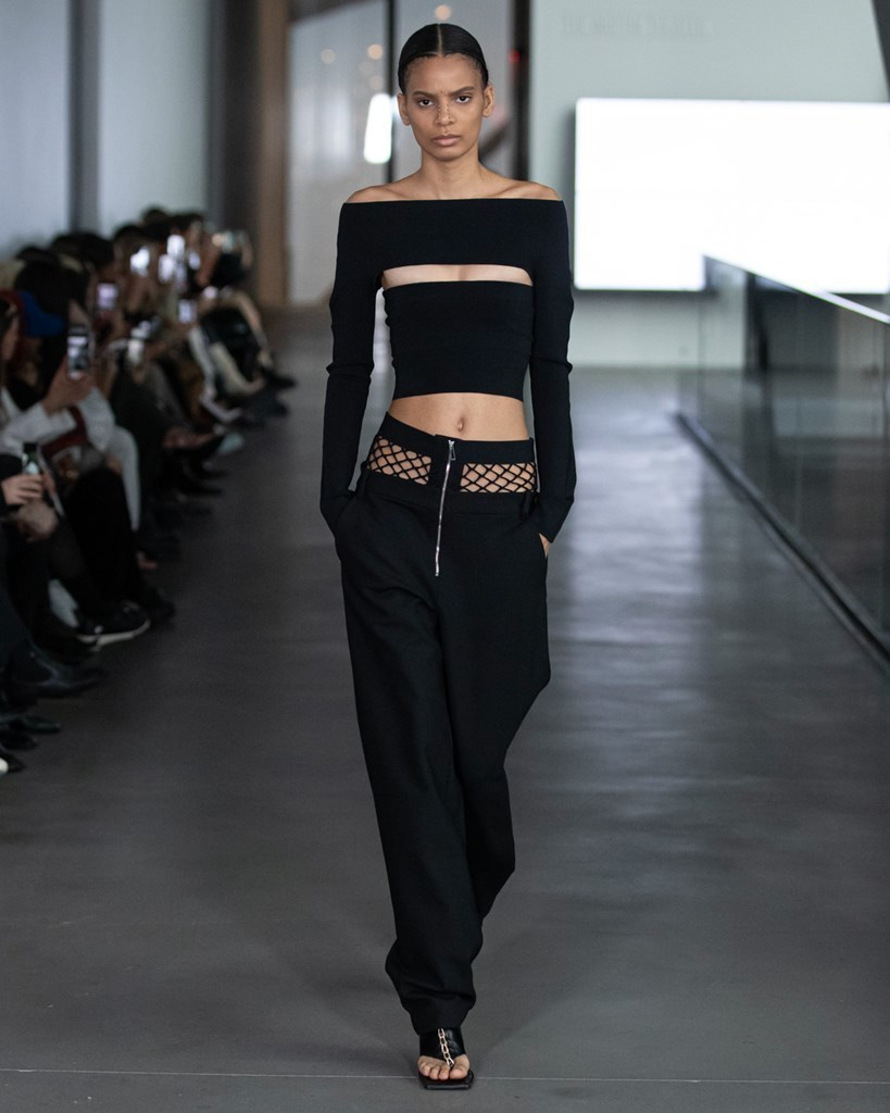 Dion Lee NYFW FW2020 photo by IMAXTRee 3