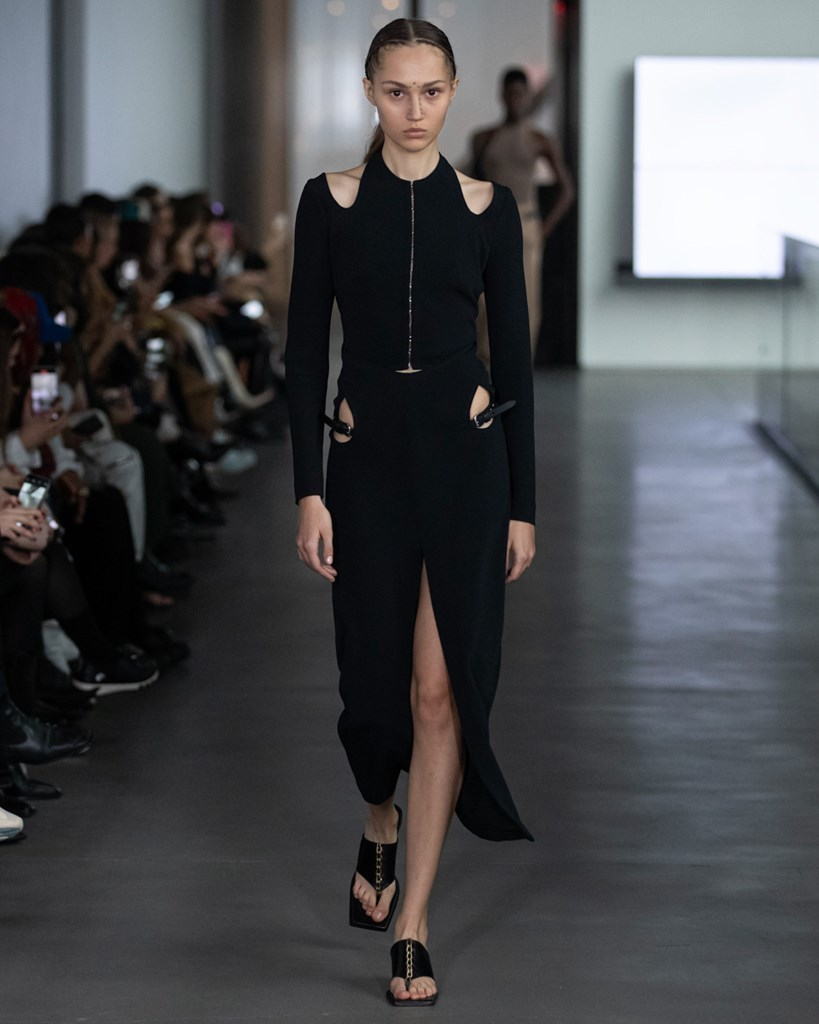 Dion Lee NYFW FW2020 photo by IMAXTRee 32