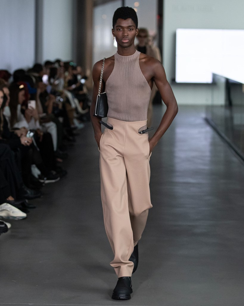 Dion Lee NYFW FW2020 photo by IMAXTRee 33