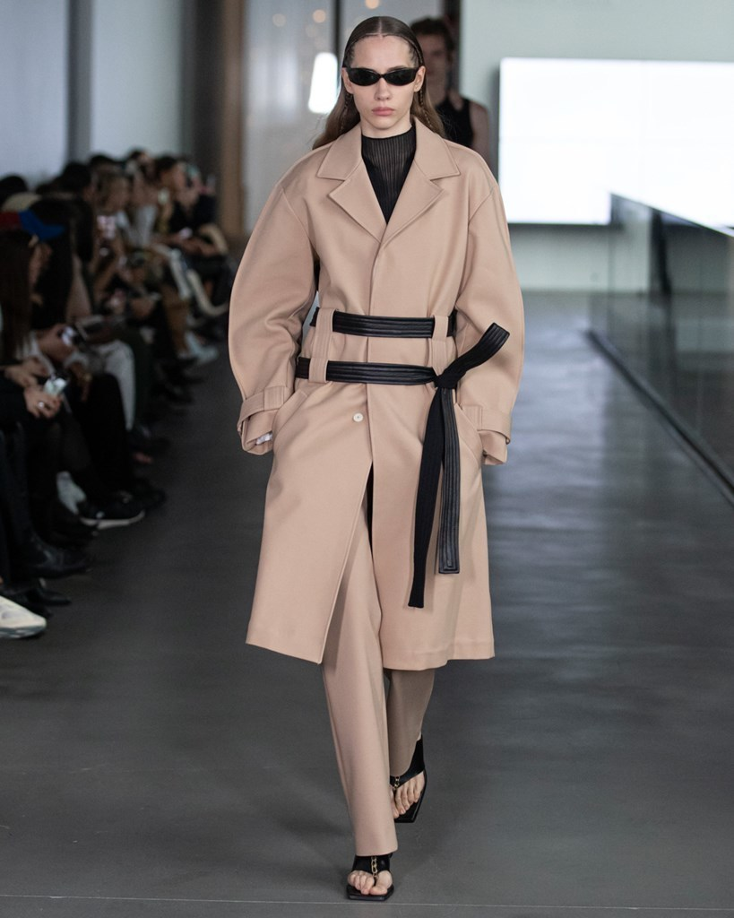 Dion Lee NYFW FW2020 photo by IMAXTRee 35