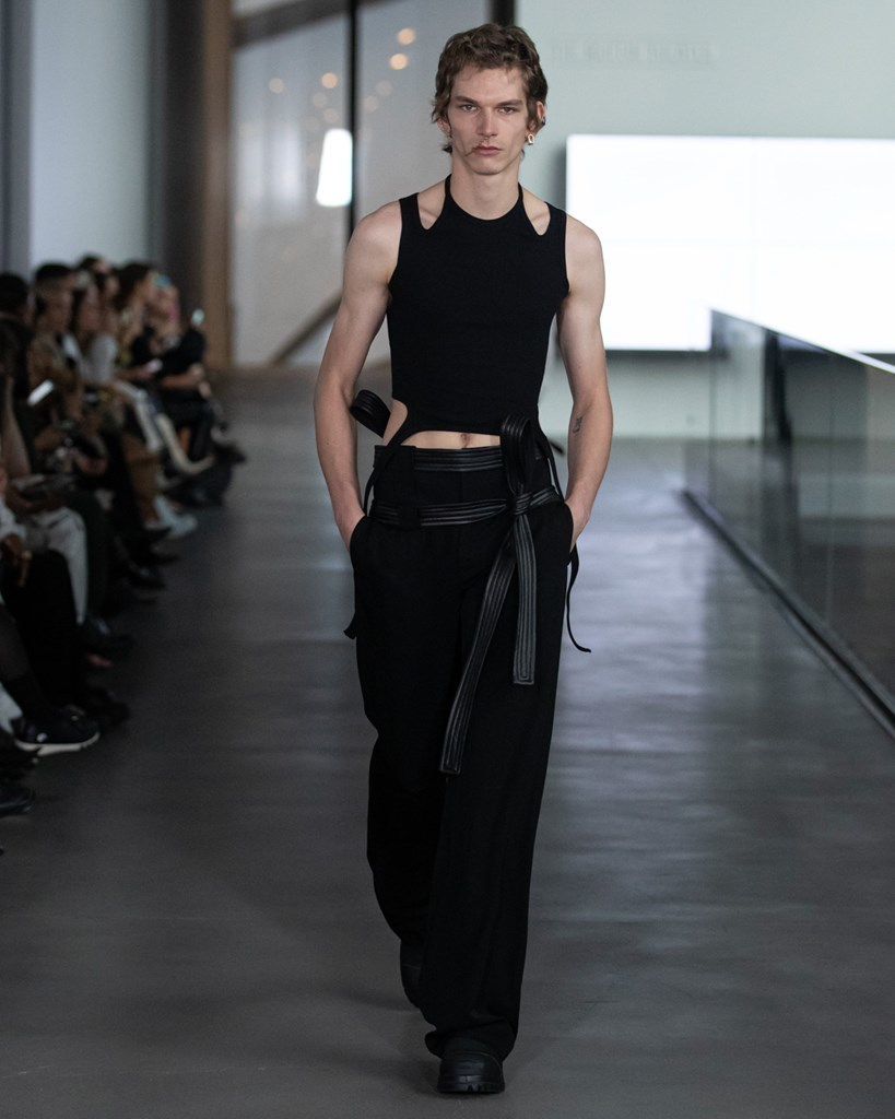 Dion Lee NYFW FW2020 photo by IMAXTRee 36