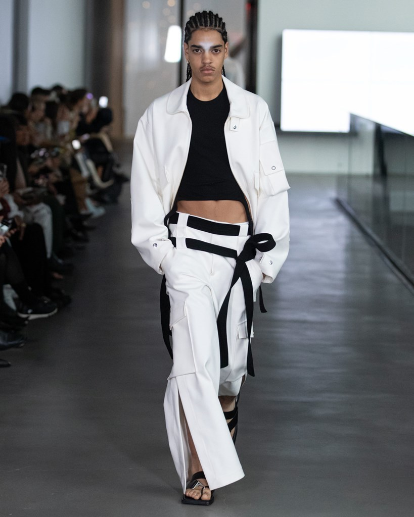 Dion Lee NYFW FW2020 photo by IMAXTRee 37