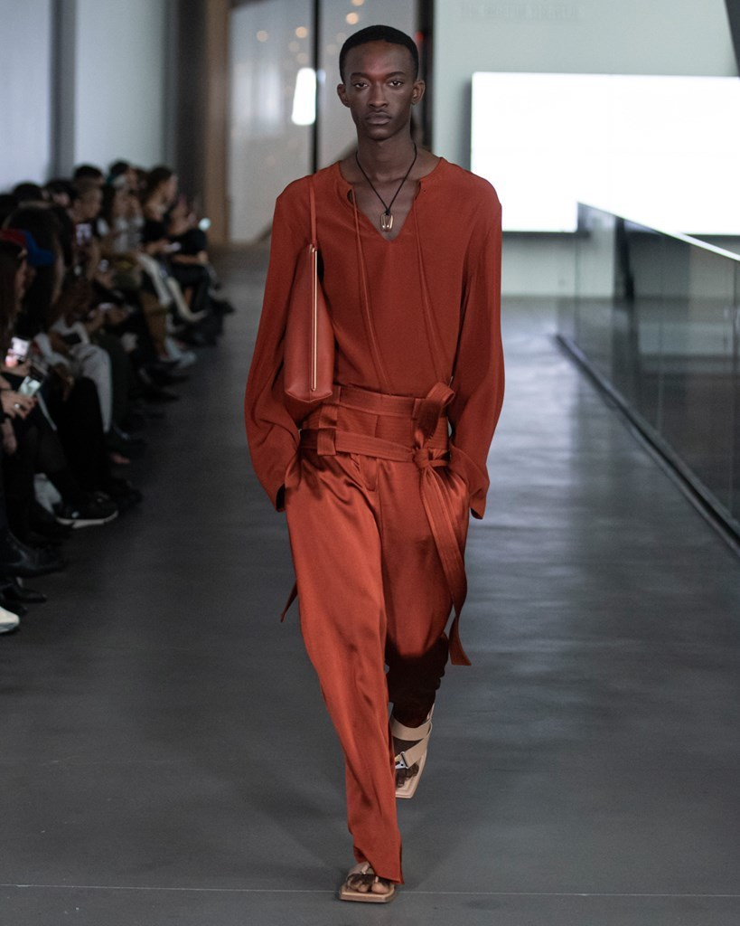 Dion Lee NYFW FW2020 photo by IMAXTRee 41