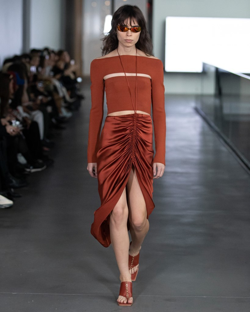 Dion Lee NYFW FW2020 photo by IMAXTRee 42