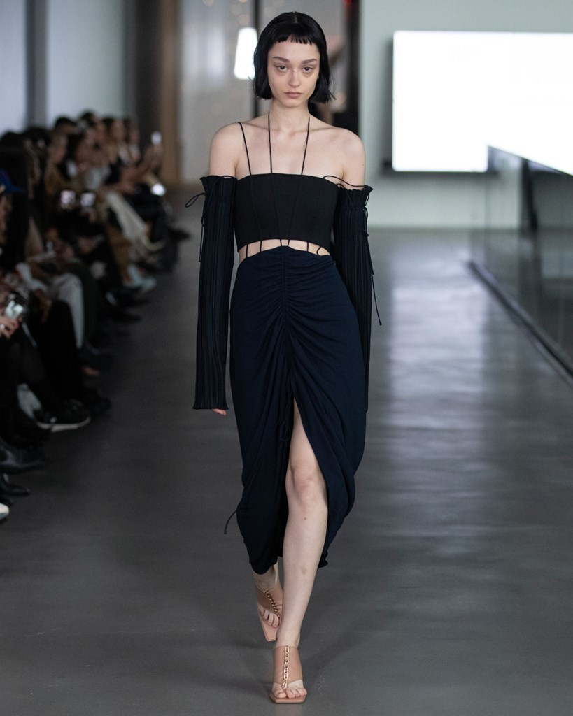 Dion Lee NYFW FW2020 photo by IMAXTRee 43