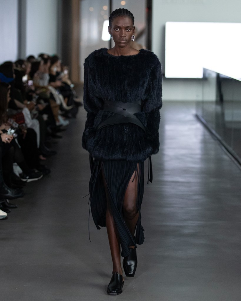 Dion Lee NYFW FW2020 photo by IMAXTRee 45