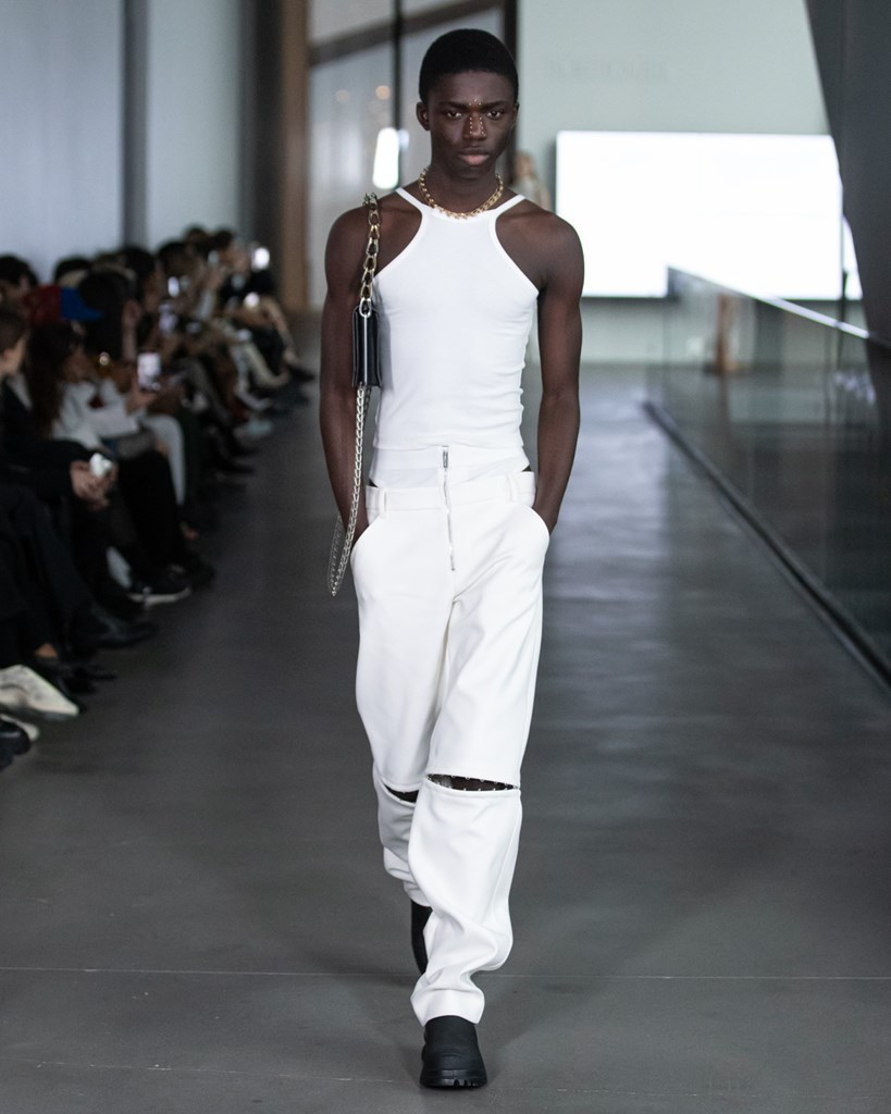 Dion Lee NYFW FW2020 photo by IMAXTRee 5