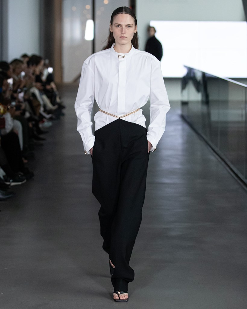 Dion Lee NYFW FW2020 photo by IMAXTRee 9