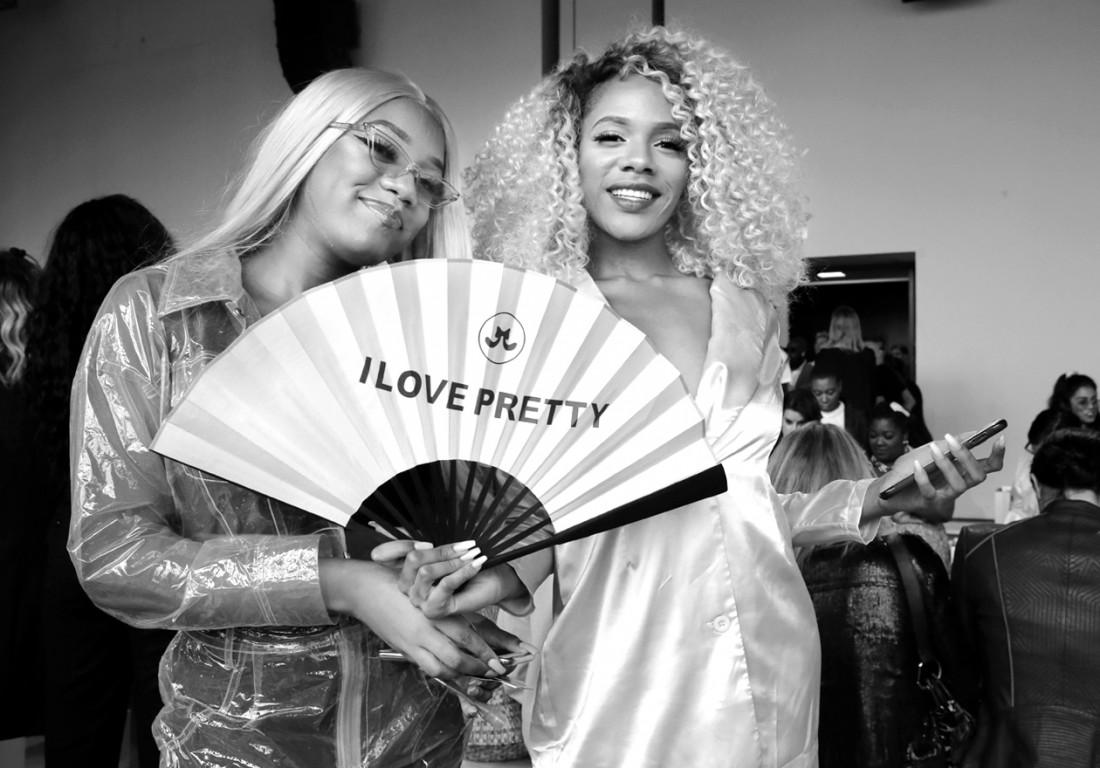 Front Row@ I Love Pretty NYFW SS2020 photo by Cheryl Gorski 34