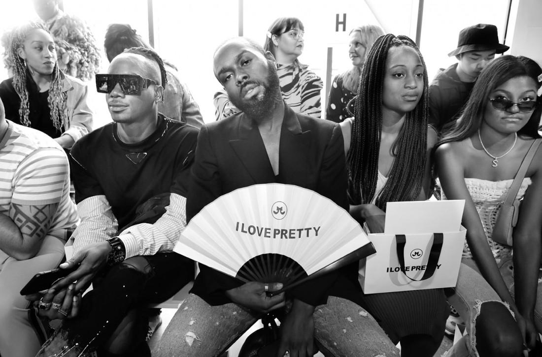 Front Row@ I Love Pretty NYFW SS2020 photo by Cheryl Gorski 44