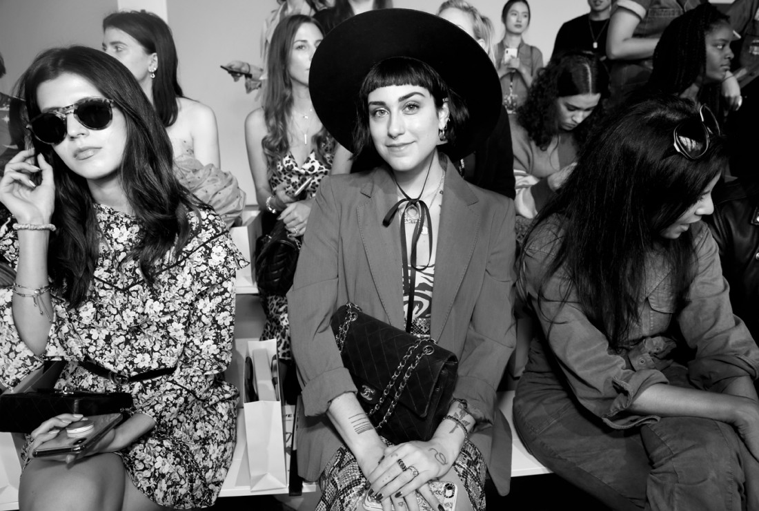 Front Row@ I Love Pretty NYFW SS2020 photo by Cheryl Gorski 55