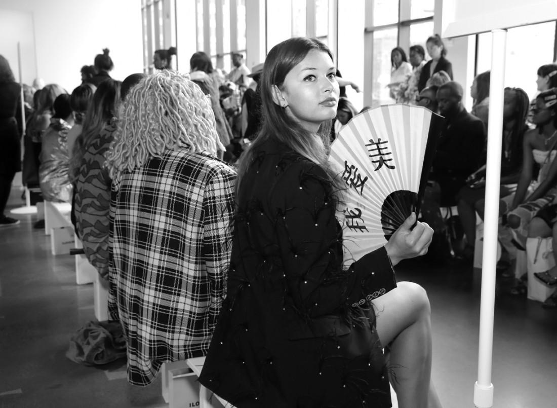 Front Row@ I Love Pretty NYFW SS2020 photo by Cheryl Gorski 64