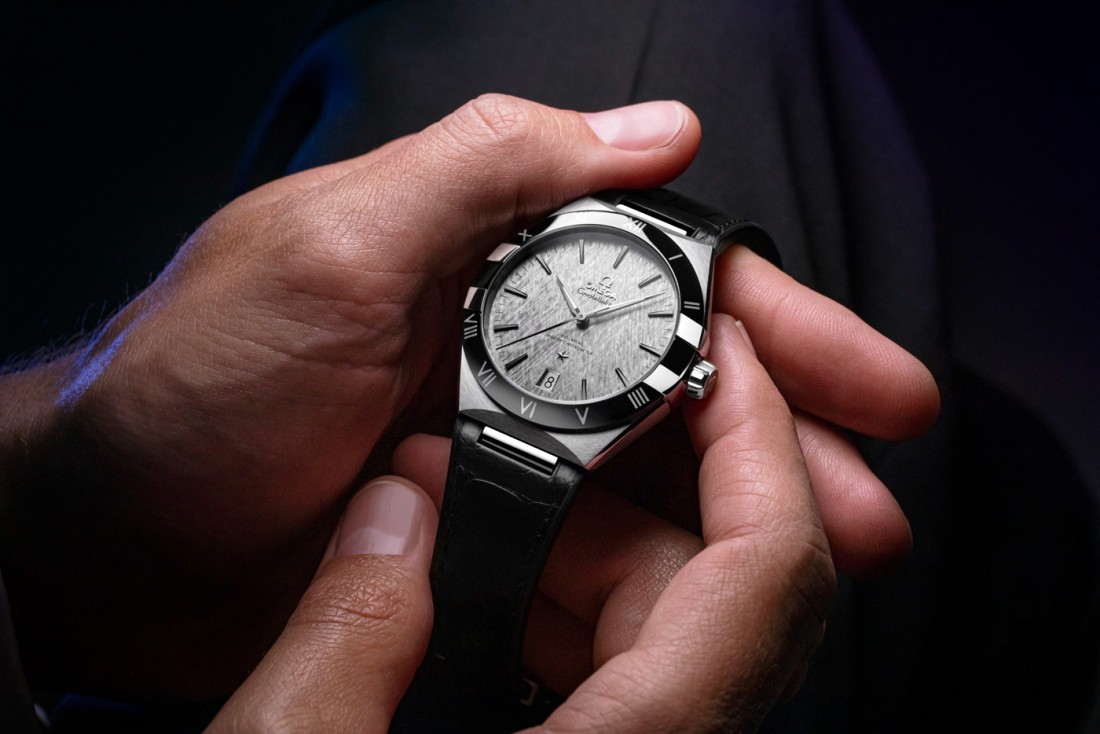 OMEGA Constellation Gents Collection 41mm 2