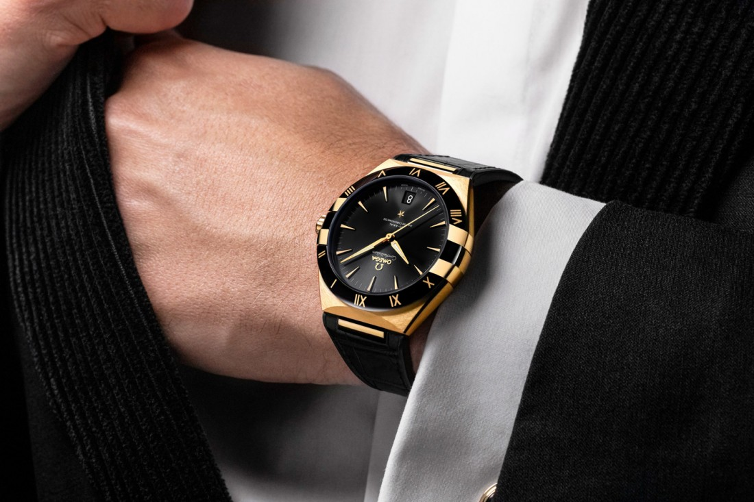 OMEGA Constellation Gents Collection 41mm 4