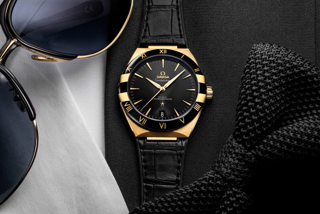 OMEGA Constellation Gents Collection 41mm 6