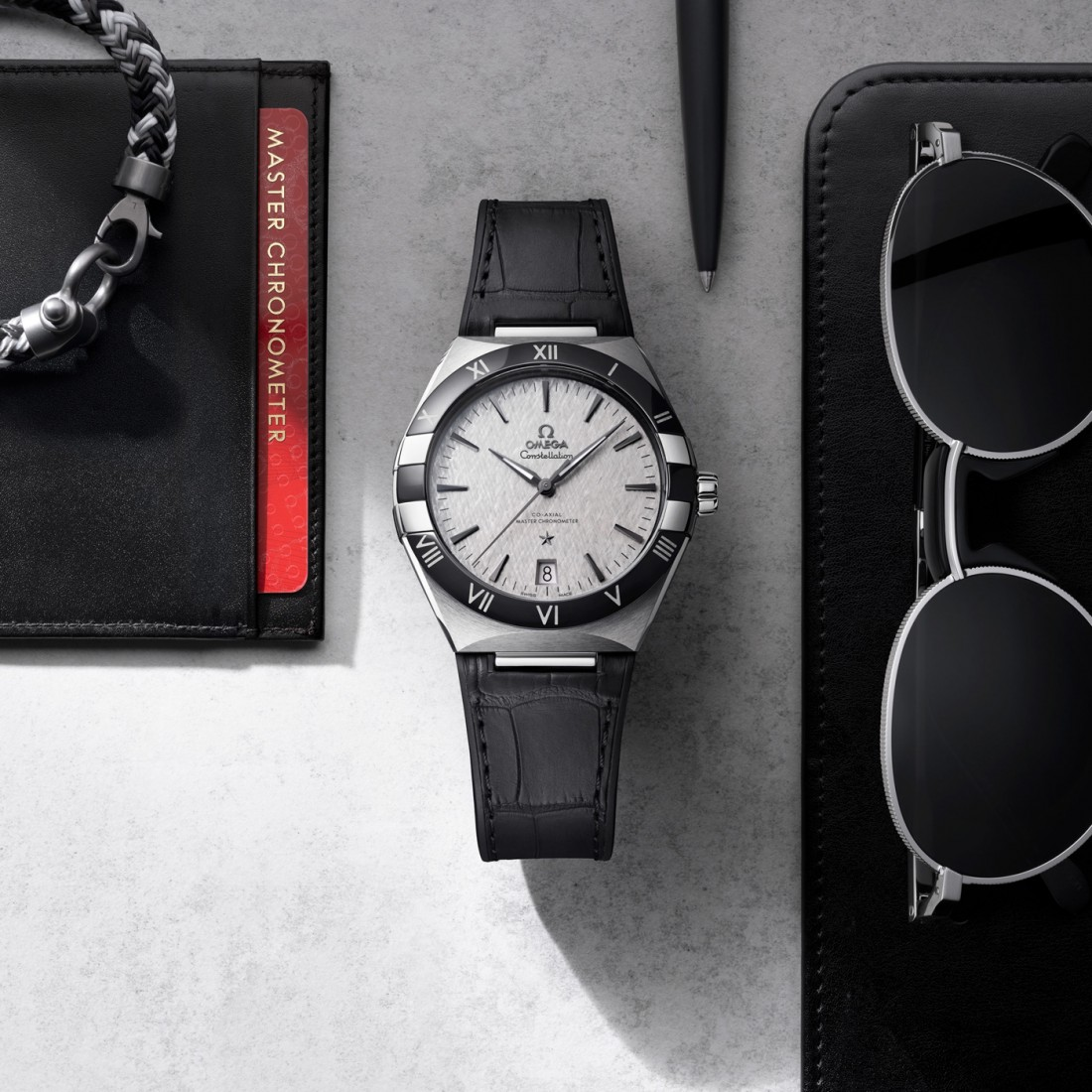 OMEGA Constellation Gents Collection 41mm 7
