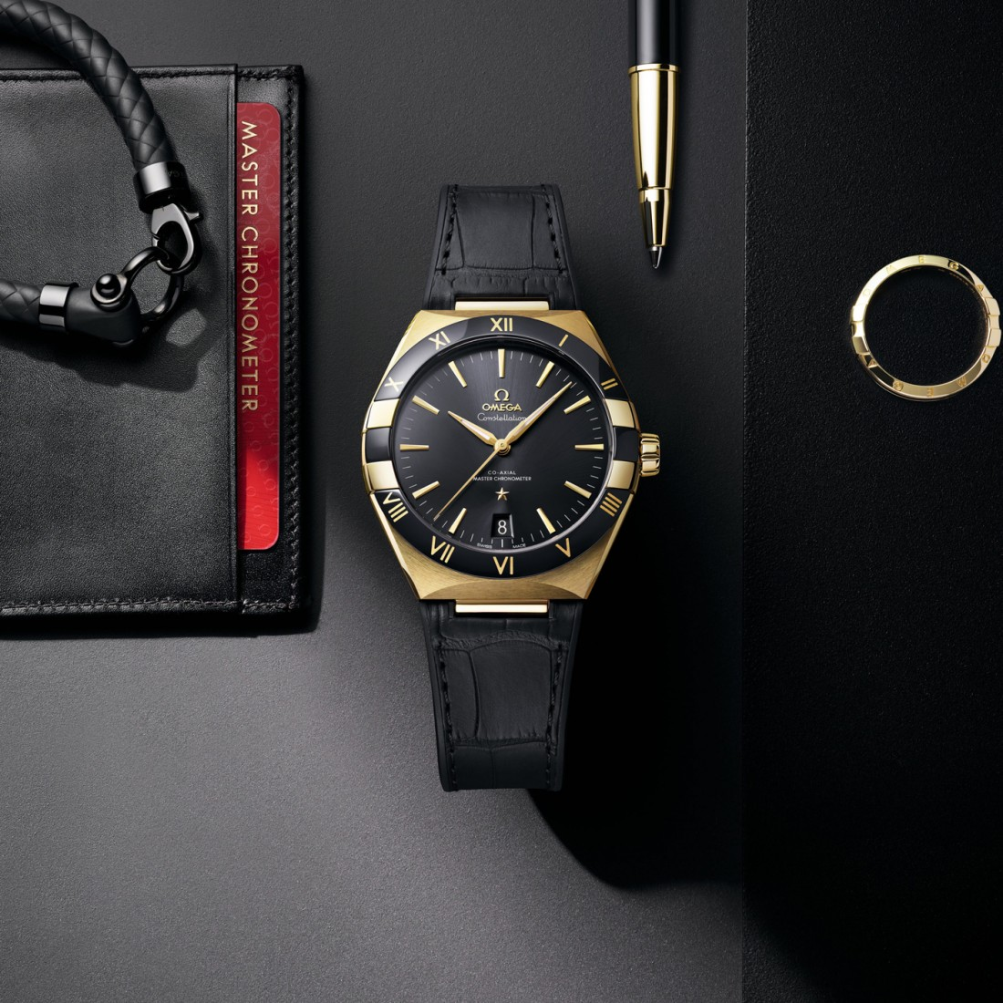 OMEGA Constellation Gents Collection 41mm 8