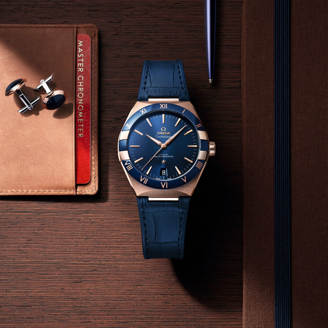 OMEGA Constellation Gents Collection 41mm 9