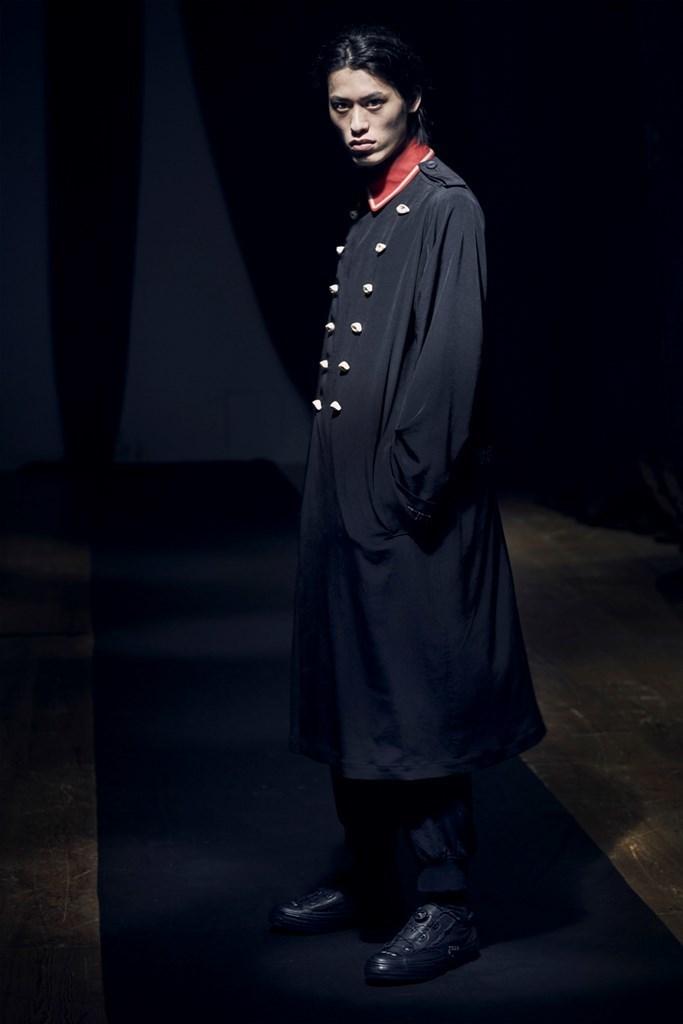 Yohji Yamamoto Paris SS2021 photo by IMAXTree 14