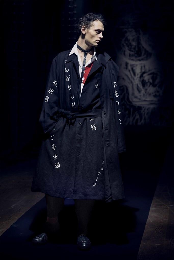 Yohji Yamamoto Paris SS2021 photo by IMAXTree 20