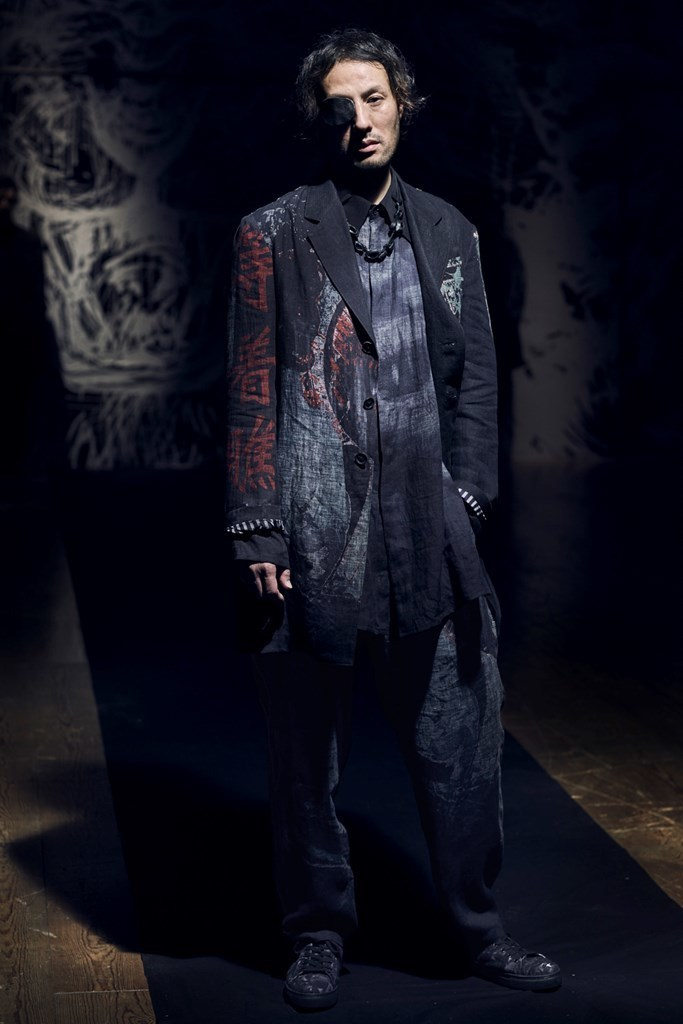Yohji Yamamoto Paris SS2021 photo by IMAXTree 6