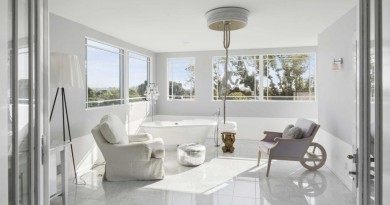 Designer Philippe Starcks First American Home 9
