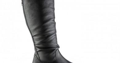 Sage Leather Black 1