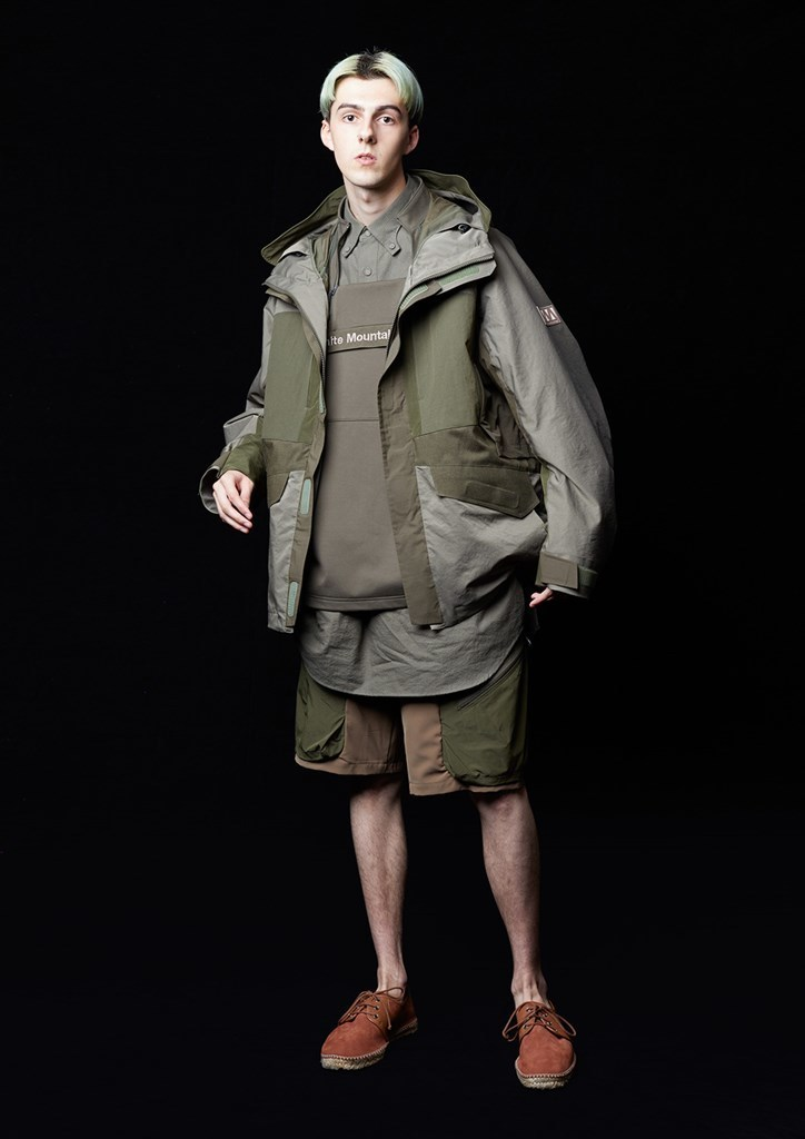 White Mountaineering PARIS SS2021 photo by IMAXTree 24