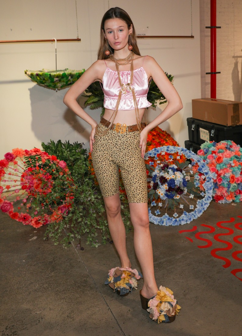 First Looks@ Flying Solo NYFW SS2021 photo by CJ Rivera 4