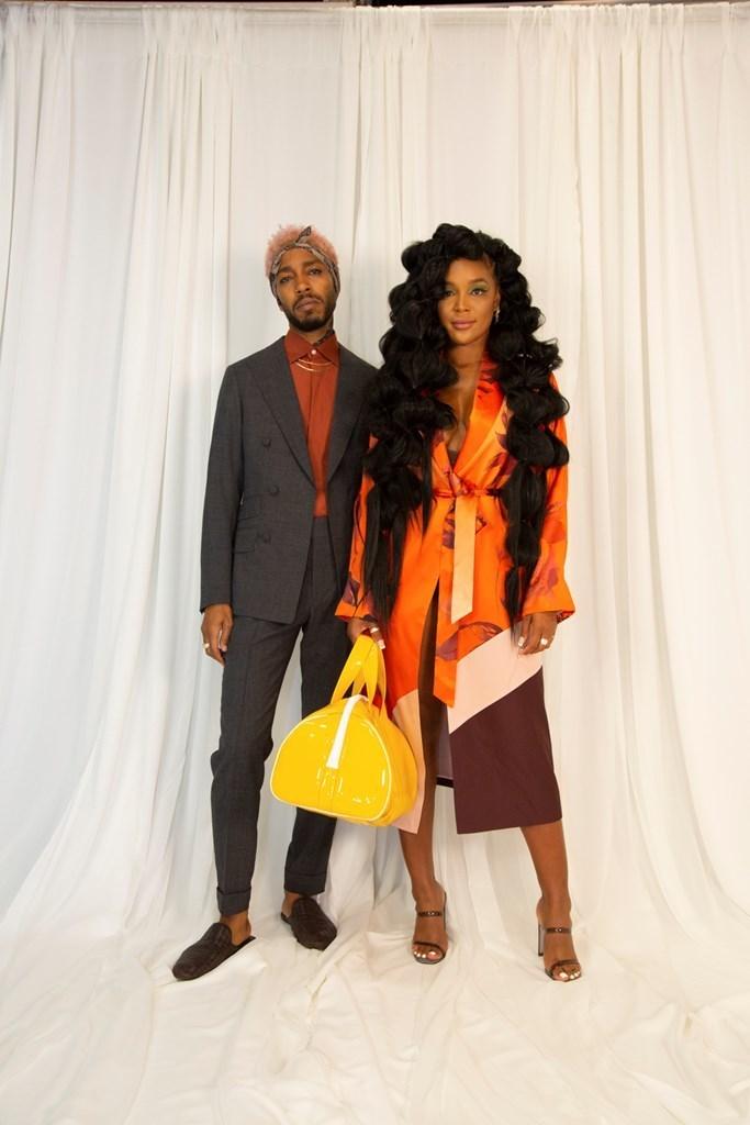 Harlems Fashion Row NYFW SS2021 photo IMAXTree 24