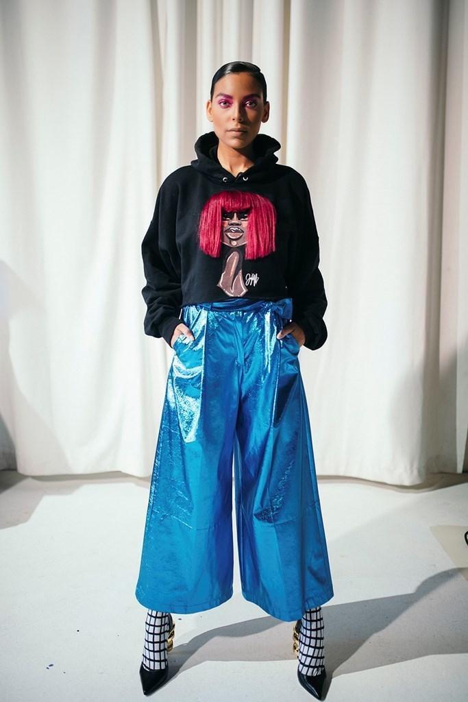Harlems Fashion Row NYFW SS2021 photo IMAXTree 3