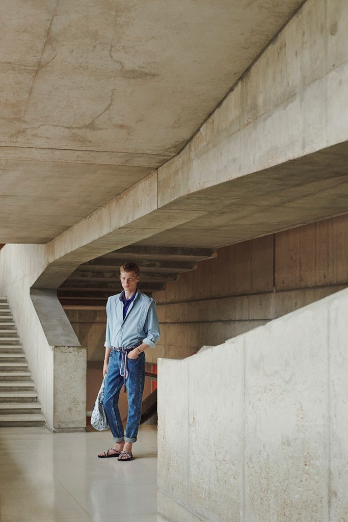 Isabel Marant Homme Paris SS2021 photo IMAXTRee 13