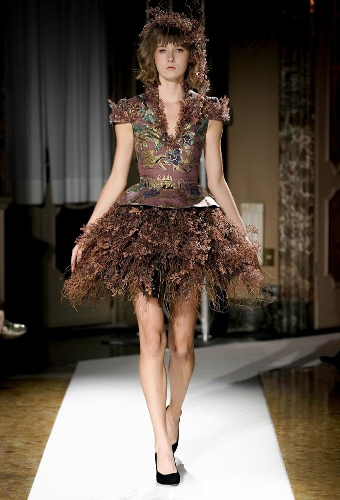 Maquinn Couture MILAN SS2021 photo IMAXTree 9