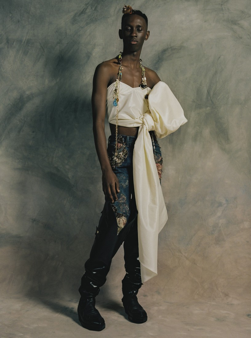 Neith Nyer Paris SS2021 photo IMAXTree 13