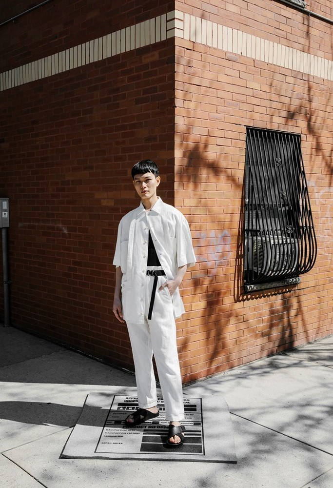 WILLIE NORRIS X OUTLIER NYFW SS2021 photos IMAXTree 1