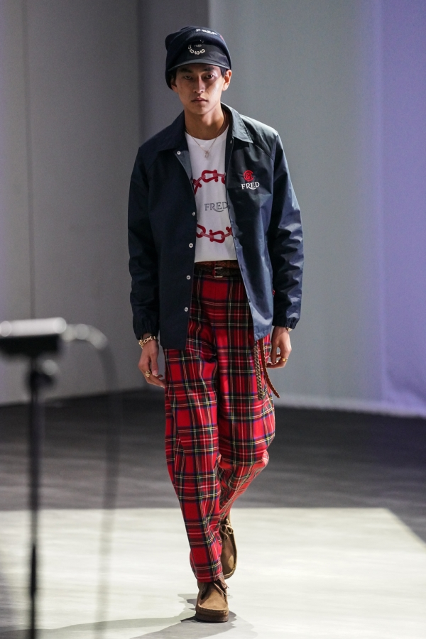 Fred Tokyo SS2021 1
