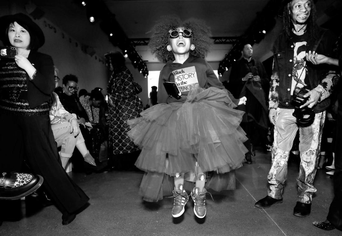Aria De Chicchis@Fe Noel NYFW FW2020 photo by Cheryl Gorski 4