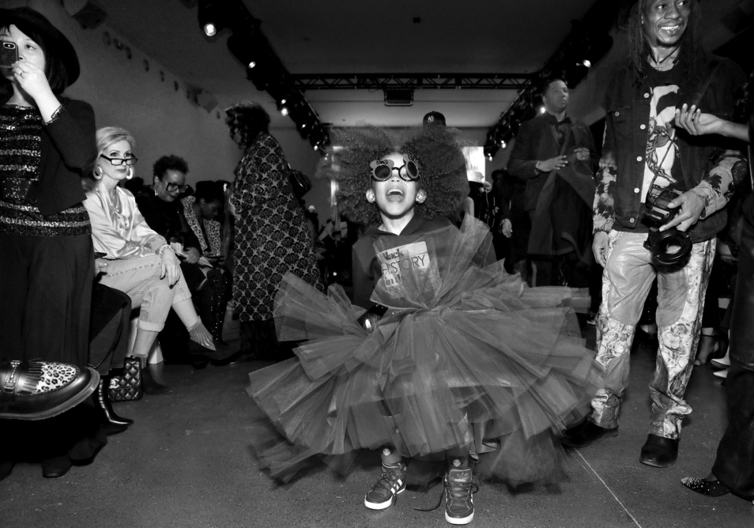 Aria De Chicchis@Fe Noel NYFW FW2020 photo by Cheryl Gorski 5