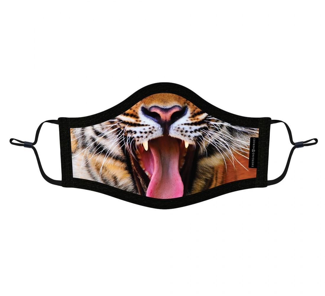 emerging heroes tiger